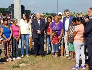 """Macri: """"Hace falta crecer 20 años para sacar a los todos argentinos de la pobreza"""""""