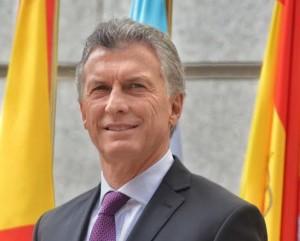 """Macri critico la marcha de la CGT a la que tildó de """"intolerante"""", tras su llegada al país"""