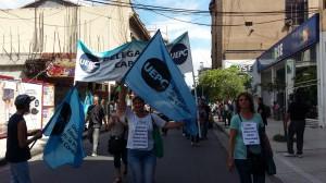 Los socialistas cordobeses expresaron su apoyo a la lucha de los docentes