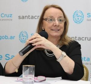Paritarias: Alicia Kirchner ofreció un 10% de aumento a los docentes