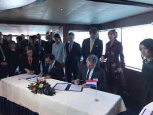 Rotterdam dará asesoramiento para modernizar el puerto de Buenos Aires