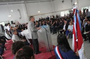 Schiaretti a favor de que la negociación salarial docente no se haga contrarreloj