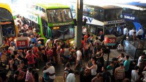 Los turistas gastaron $2.070 millones en el feriado largo