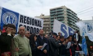 La CGT Córdoba con la marcha nacional y apoyo al paro de mujeres