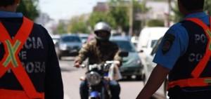 Por seguridad, impulsan la restricción de motos en la zona de bancos del microcentro