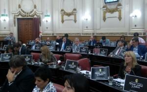 En medio del conflicto docente, Schiarettismo tildó de desestabilizador al vecinalista García Elorrio