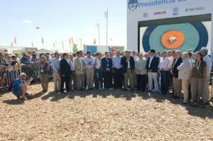 Córdoba desplega una importante presencia en Expoagro