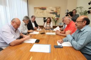 Paritarias: El SEP aceptó la propuesta salarial del Gobierno con un piso de 19,5%