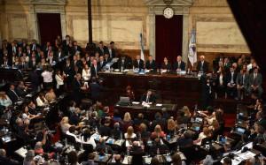 Opositores y espada oficialista se refirieron al discurso presidencial de alto contenido político