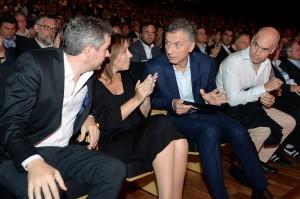Macri volvió a confrontar con el kirchnerismo que será eje de la estrategia electoral