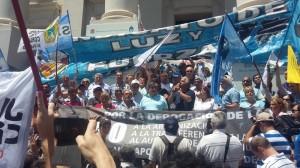 En Córdoba, la CGT apoya la marcha nacional con un acto en la Casa Histórica