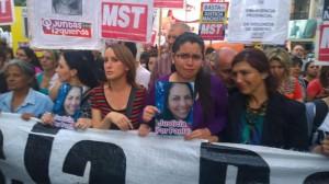 "Fallo TSJ/Caso Paola Acosta:  ""La justicia tuvo que tomar nuestro reclamo"""