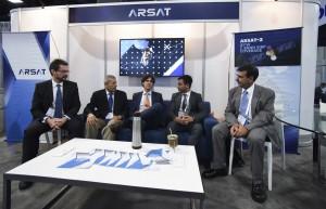 Arsat gestiona acuerdos para vender servicios del Arsat-2 a Estados Unidos