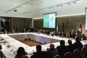 Dirigentes empresariales se reúnen para priorizar la obra pública nacional en la Región Centro