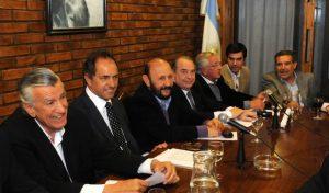 Apoyo al paro de la CGT y documento crítico contra la gestión Macri, temas del cónclave del PJ
