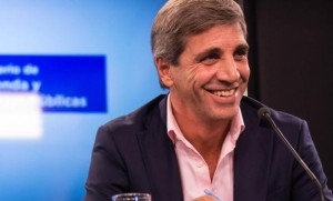 «El país crecerá 3 y 4% en 2017 por primera vez en cinco años», afirmó Caputo