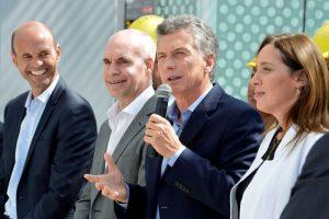 En medio del conflicto docente, Macri volvió a respaldar a Vidal