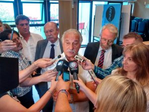"""La UEPC acusó al Gobierno de apostar al """"desgaste"""" de la lucha gremial"""