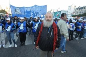 Por amenaza de piquetes, Fiscal denunció a Pérsico por apología del crimen e incitación a la violencia
