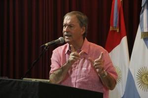 En sintonía con el Gobierno de Macri, Schiaretti descartó una paritaria nacional docente