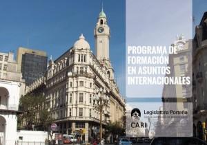 Se viene la cuarta edición del Programa de Formación en Asuntos Internacionales