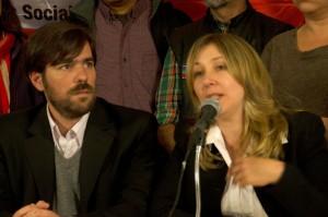 Interna en el FIT:  Del Caño y Bregman se presentan como precandidatos a diputados