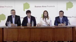 """Vidal acusó a los gremios docentes de """"no tener vocación de diálogo"""""""