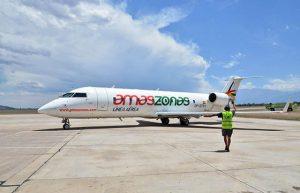 Vuelo inaugural para la conexión aérea que unirá Salta con Paraguay e Iquique