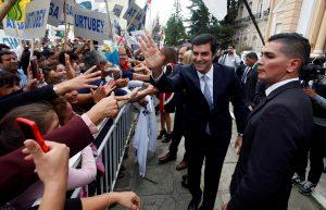 """Interna PJ: Al admitir que tiene """"vocación"""" de ser candidato a presidente, Urtubey sostuvo que """"no hay más espacio"""" para CFK"""