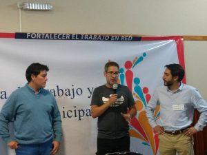 """Junto a socialistas y vecinalistas, Méndez destacó que se está ante """"la oportunidad de ser la real alternativa a la vieja política"""""""