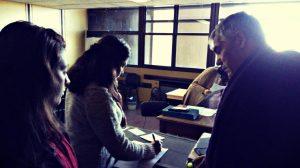 Planta Bajo Grande: Salas fue a Tribunales para denunciar penalmente a Mestre