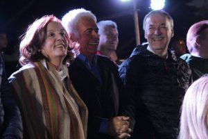 Escenario electoral: Nicolás muy crítico con los referentes del PJ, tras la foto en el Rally