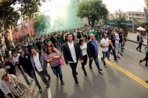 """Sigue la """"grieta"""": Un paro y dos marchas de las CGT en Córdoba"""