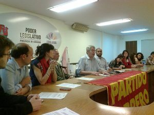 De cara a las Legislativas, Partido Obrero presenta sus candidatos e insiste con un Congreso del Movimiento Obrero de Izquierda