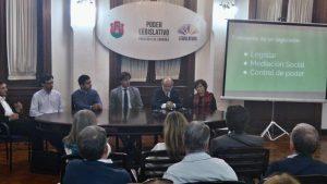 """""""Esta provincia está sin controles"""", advirtió García Elorrio al referirse al manejo de los fondos públicos"""