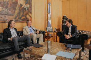 Tras duro reclamo a la Nación, Schiaretti acordó con la gestión Macri dos convenios por $ 700 millones