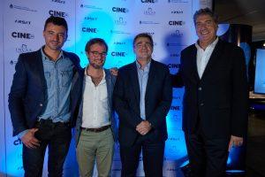 El INCAA lanzó CINE.AR, la nueva marca de sus pantallas