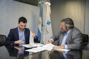 Convenio: Arsat y Enacom apuntan a universalizar el acceso a las comunicaciones