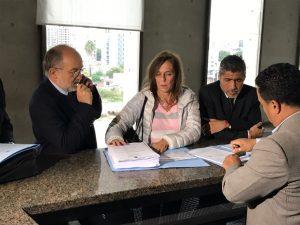 Triunvirato opositor denunció a Hidalgo por encubrimiento agravado