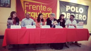 """Legislativas: Con presentación de precandidatos, el Partido Obrero se manifestó por """"lista unificada"""" en un Frente único"""