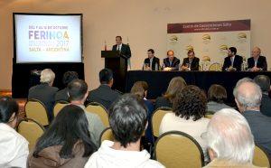 Con nuevas propuestas, la Cámara de Comercio Exterior de Salta lanzó FERINOA 2017