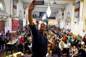 En el locro del Frente Cívico, Juez se despachó con todo contra el Gobierno de UPC