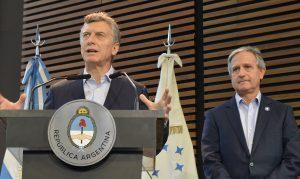 """""""Hay que alejar la figura de que el Estado parezca un aguantadero"""", dijo Macri al aludir a Santa Cruz"""