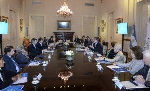Macri participó de una reunión del Consejo Argentina 2030 donde se habló de educación