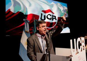 """Negri apuntó contra el Peronismo por """"limar"""" al gobierno y pidió a la UCR """"actualizar el partido"""""""