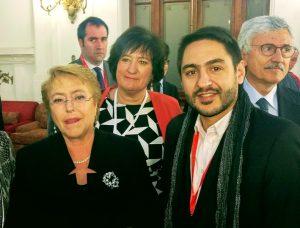 """Para el socialista Chamorro, la izquierda democrática """"necesita repensarse"""" ante la avanzada de expresiones de derecha"""