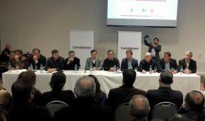 Legislativas: Cónclave de Cambiemos Córdoba para preparar el terreno de lo que viene por el armado de la lista