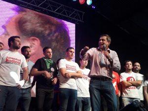 Mestre se comprometió ante los jóvenes a que el Radicalismo volverá a gobernar Córdoba