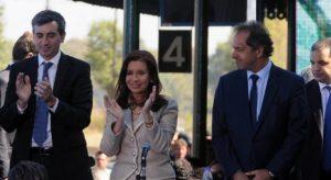 La interna del PJ bonaerense se recalienta: intendentes entre Randazzo o Cristina-Scioli