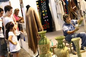 Artesanías, diseño y un nuevo espacio de sabores y foodtrucks, en la Feria Internacional de Artesanías